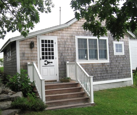 the bay of maine water cottage beach in town asp searsport rental vacation cottages home view on