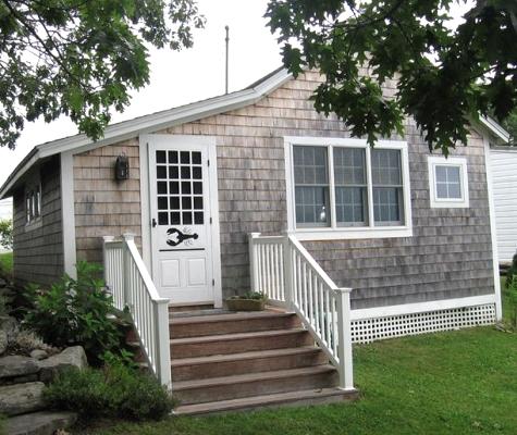Small Coastal Cottage