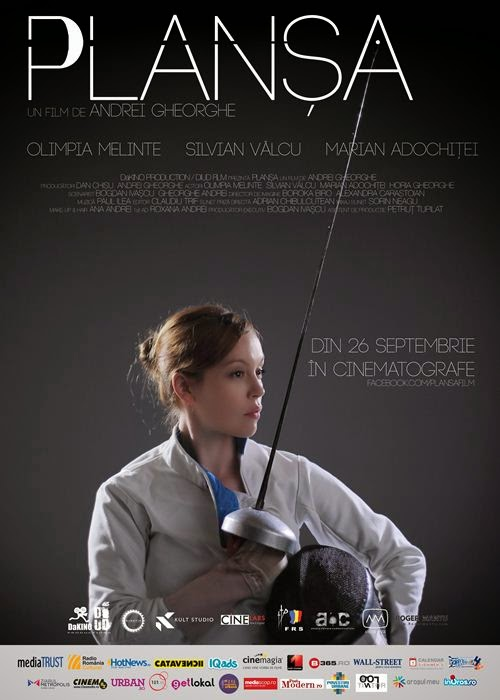 Planşa (Film 2014) - It Takes Three to Fence