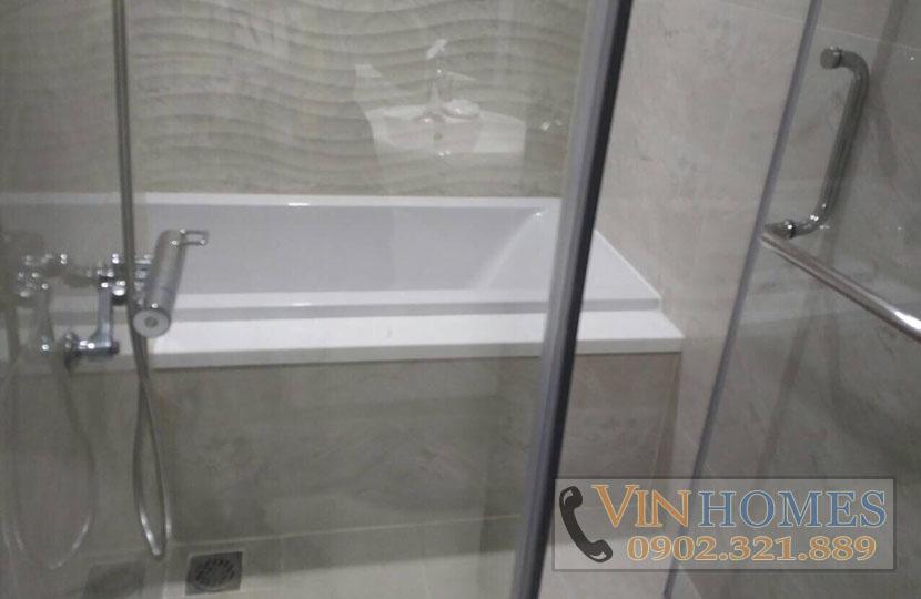 Căn hộ cho thuê Vinhomes Central Park 3PN nội thất cơ bản L1 tầng trung - hinh 7