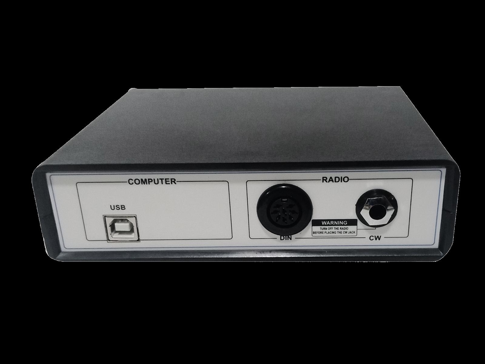 ZOELRADIO: interface CAT USB