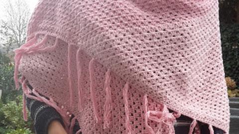 Breien Eenvoudige Omslagdoek 101 Creaties
