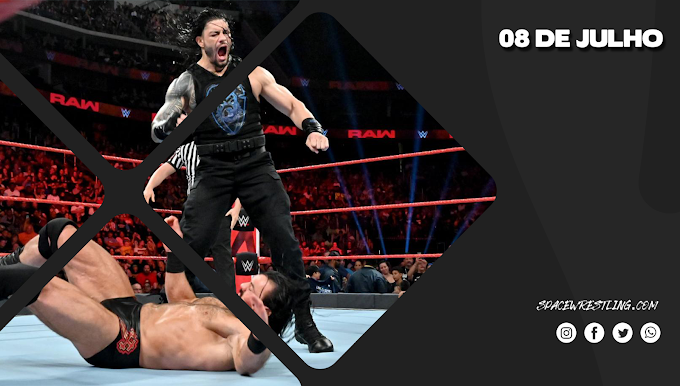 Replay: WWE Monday Night RAW 08/07/2019
