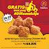 Promo McD Gratis Delivery dan Gratis 5 Gochujang Chicken. Dukung #DiRumahAja