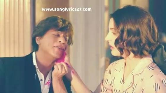 Shahrukh Khan - Mere Naam Tu Lyrics In English & Hindi | Zero