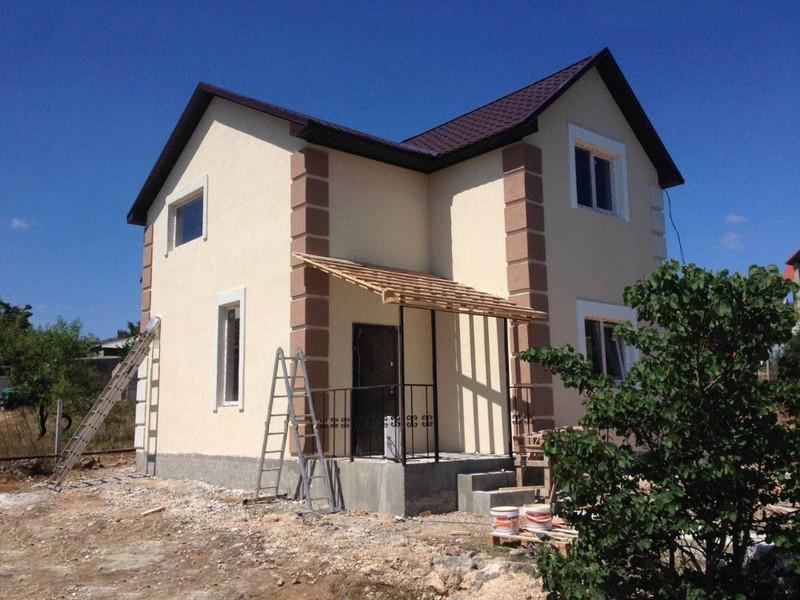Севастополь строительство домов из ракушняка