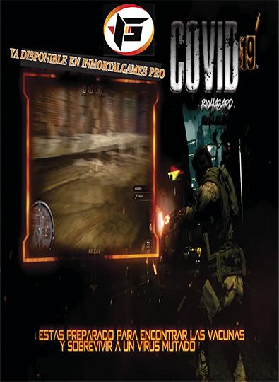 Covid-19 Biohazard