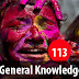 Kerala PSC General Knowledge Question and Answers - 113