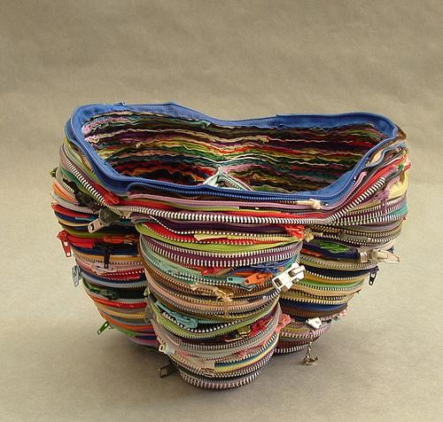 koszyczek z suwakow