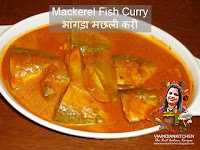 viaindiankitchen - Bangda Fish Curry