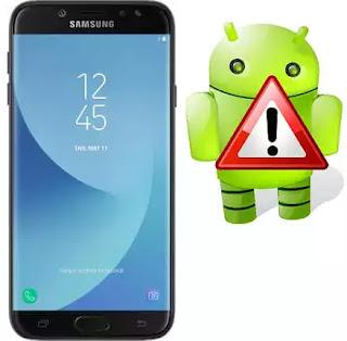 Fix DM-Verity (DRK) Galaxy J7 Pro SM-J730F FRP:ON OEM:ON