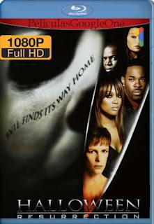 Halloween Resurreccion [2002] [1080p BRrip] [Latino-Inglés] [GoogleDrive] RafagaHD