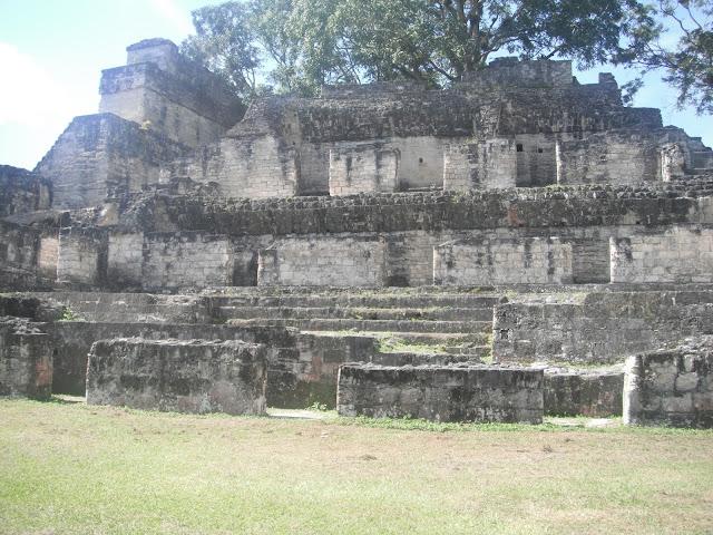 Tikal National Park Guatemala Mayan ruins