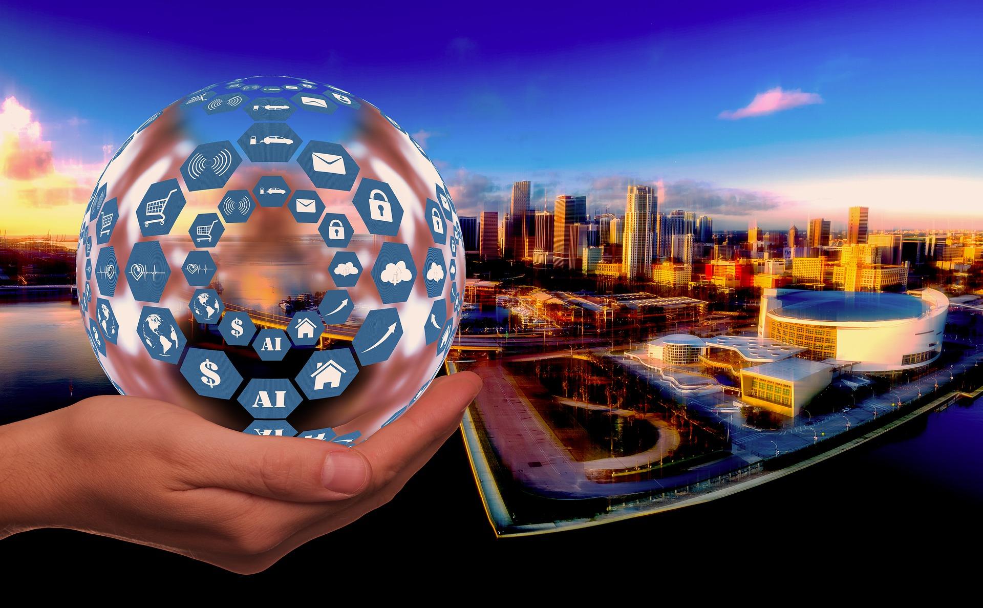 منصة ذكية مبتكرة بجناح روسيا في إكسبو Expo دبي