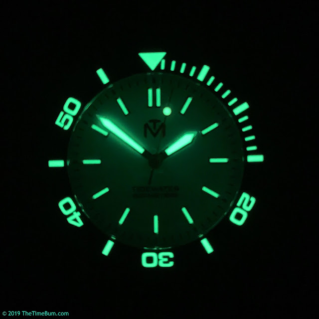 McDowell Time Tidewater lume