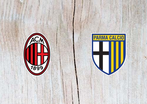 AC Milan vs Parma Full Match & Highlights 02 December 2018