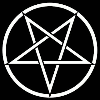 Czarny pentagram