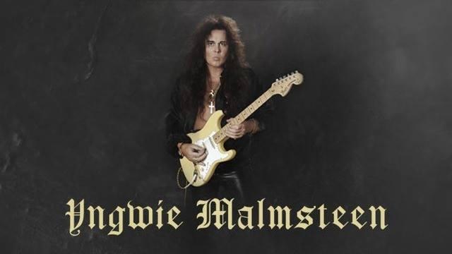 Ο κιθαρίστας Yngwie Malmsteen
