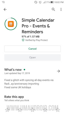 Solusi Google Play Store Waiting for Download