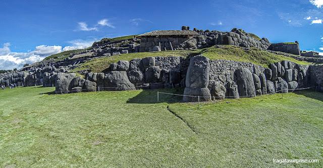 Templo de Saqsuayhamán - Cusco - Peru
