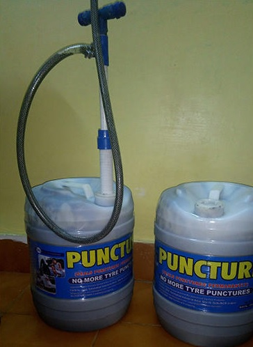 Anti Puncture Tyre Sealant Reselling Business - Anti Puncture Tyre Sealant
