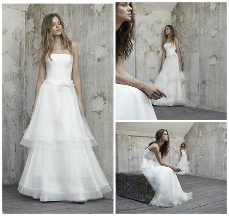 80adfe0684a6 Gli abiti da Sposa Claraluna coniugano al meglio la ricercatezza del design  ed il concept più contemporaneo. La collezione abiti da sposa2016 è un  esempio ...