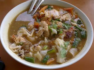 Resepi Kuey Teow Sup Mudah, Ringkas Dan Sedap