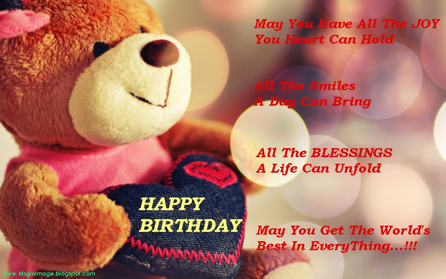 25 Attractive Birthday Quotes