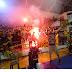 Τα πανηγύρια της ΑΕΚ με τους οπαδούς στην Κάνηθο (vids)