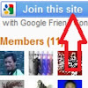 Cara Bergabung ke Blog/Join This Site With Google Friend Connect