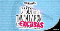 POS 2 Desde que se inventaron las excusas por Ivan Marin