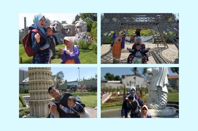 wisata edukasi taman mini mania di cimory bawen