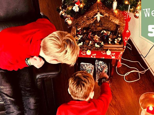 Week 52; Vakantie, Gestrand, Kerk, Kerstmis, Kerstkaartendilemma, Bestellingen en een Bijzondere Ontmoeting!