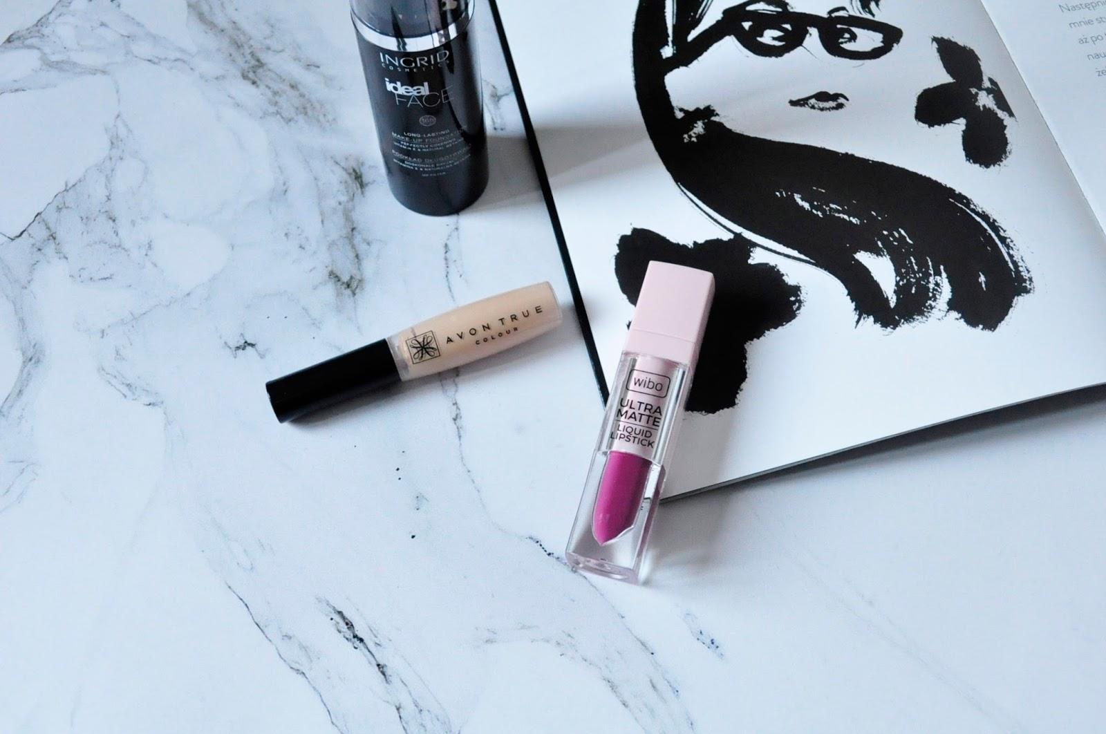 Meh, meh - czyli produkty, które wywołują u mnie mieszane uczucia | WIBO  AVON  Ingrid Cosmetics