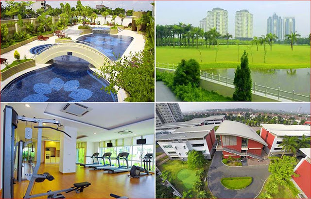 Chung cư The Link Ciputra Nam Thăng Long L3 L4 L5