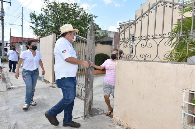 """""""Panchito"""" Torres va por el rescate del primer distrito local"""