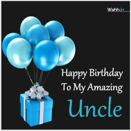 birthday wishes for uncle in english