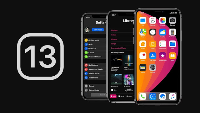 IOS 13 with Dark Mod Support: Everything you need to know