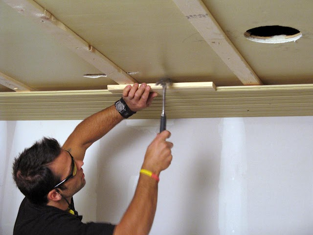 How to Install Tongue and Groove Boards