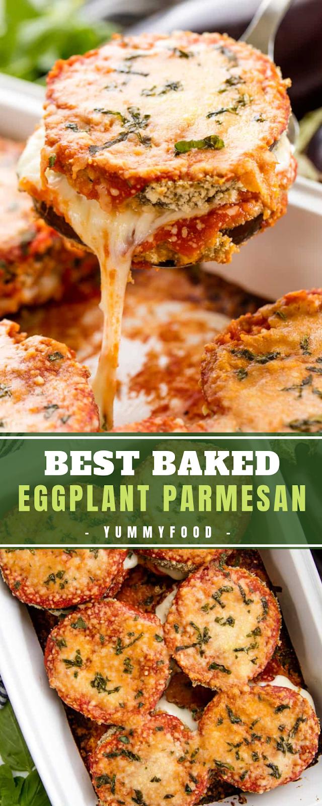 Bеѕt Baked Eggplant Pаrmеѕаn