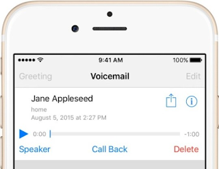 Cara Menghapus Voicemails di iPhone
