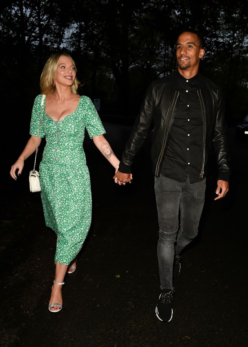 Helen Flanagan Night Out in Cheshire 8 May-2021