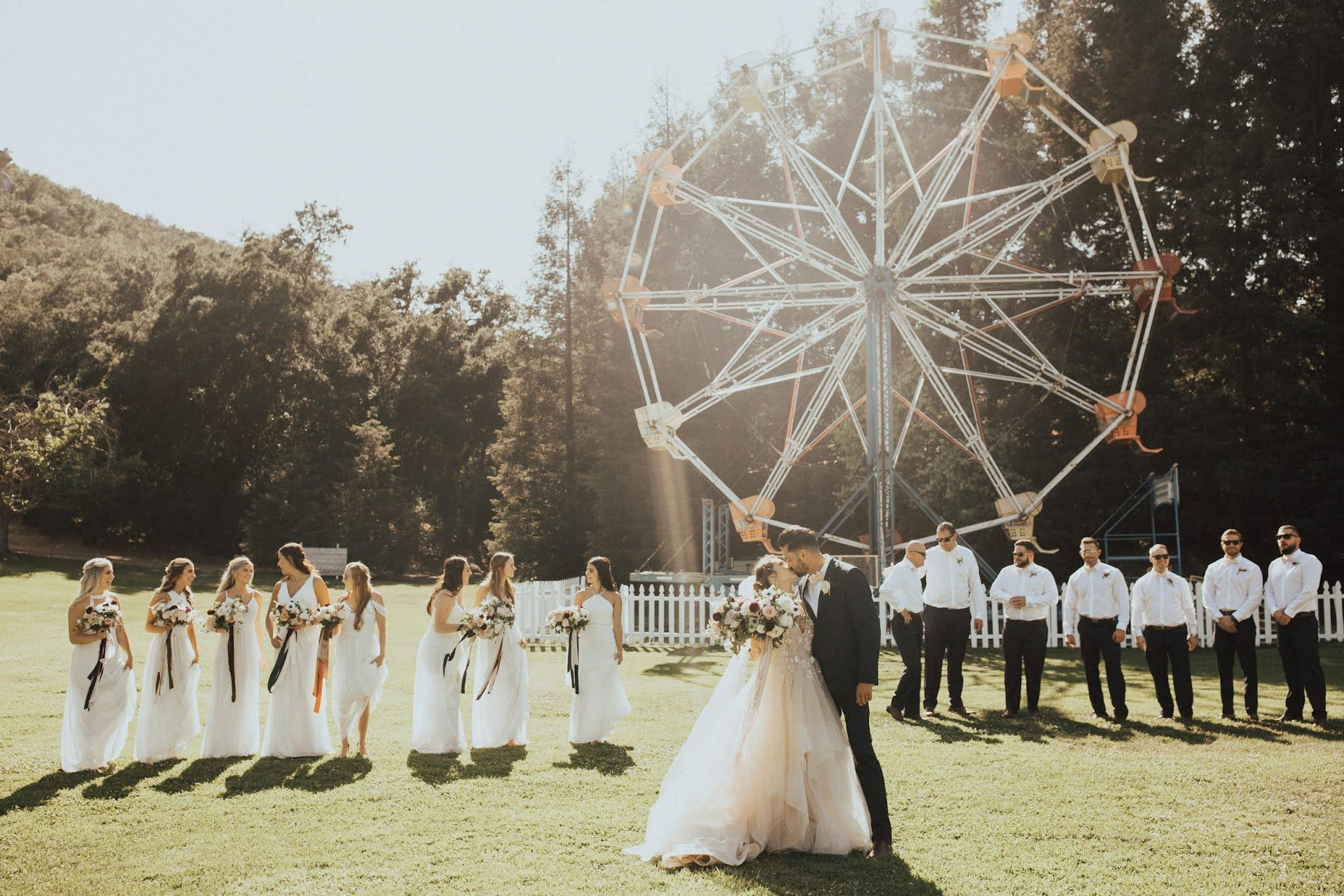 boda en l.a