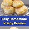 Easy Homemade Krispy Kremes