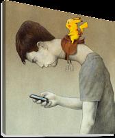 modern life satire. Pawel Kuczinski
