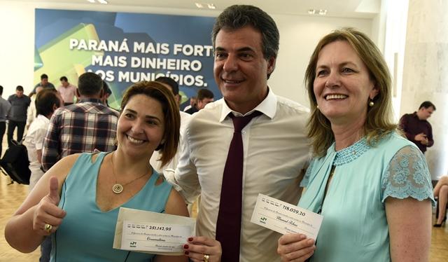 Manoel Ribas recebe mais de R$ 700 mil de cota extra do ICMS