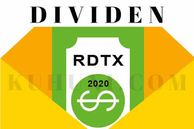 Jadwal Dividen RDTX 2020