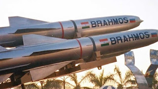 BRAHMOS Supersonic Cruise Missile Successfully Test-Fired