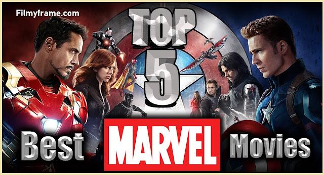Marvels super heroes