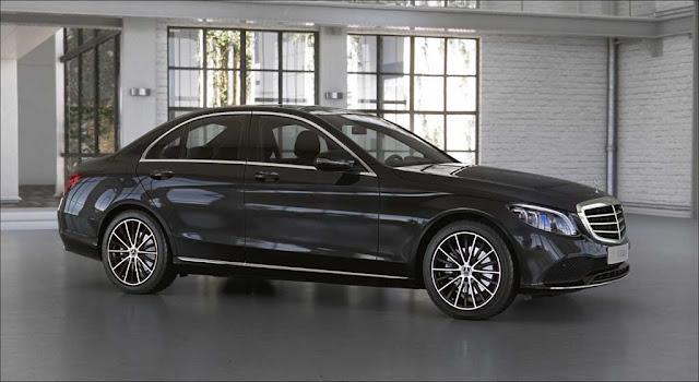 Đánh giá Mercedes C200 Exclusive 2020